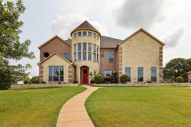 12532 Avondale Ridge Drive, Fort Worth, TX 76179 (MLS #14624073) :: The Mauelshagen Group