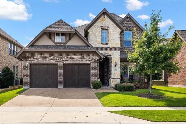 3507 Fieldview Court, Celina, TX 75009 (MLS #14624087) :: Maegan Brest   Keller Williams Realty