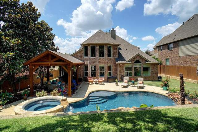 4832 Eddleman Drive, Fort Worth, TX 76244 (MLS #14624094) :: Real Estate By Design