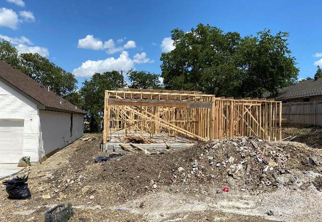 1313 Kimbrough Street, White Settlement, TX 76108 (MLS #14624099) :: Rafter H Realty