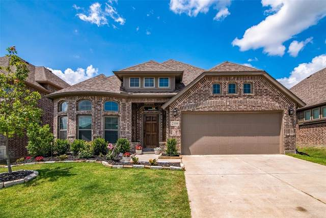 2104 Burke Drive, Princeton, TX 75407 (MLS #14624124) :: The Chad Smith Team