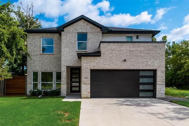 1819 Dennison Street, Dallas, TX 75212 (MLS #14624127) :: Real Estate By Design