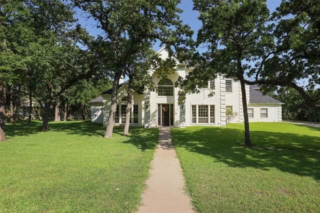133 Westlake Woods Drive, Azle, TX 76020 (MLS #14624161) :: Wood Real Estate Group