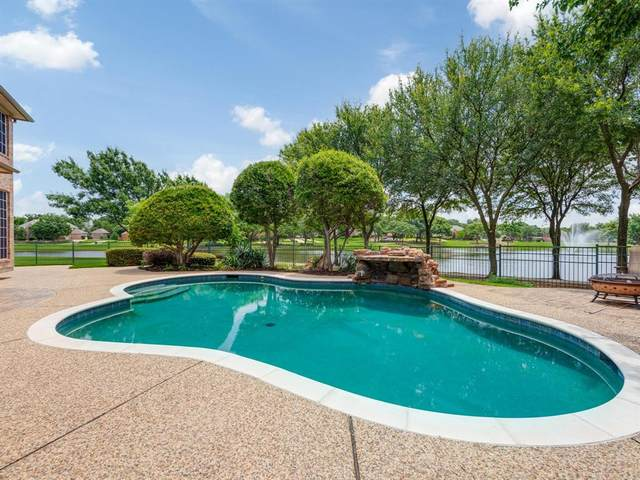 706 Dover Place, Southlake, TX 76092 (MLS #14624166) :: Rafter H Realty