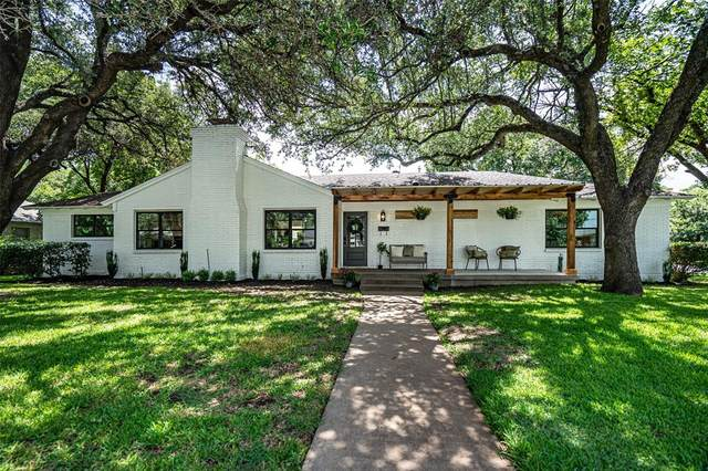 3909 Clayton Road W, Fort Worth, TX 76116 (MLS #14624181) :: Rafter H Realty