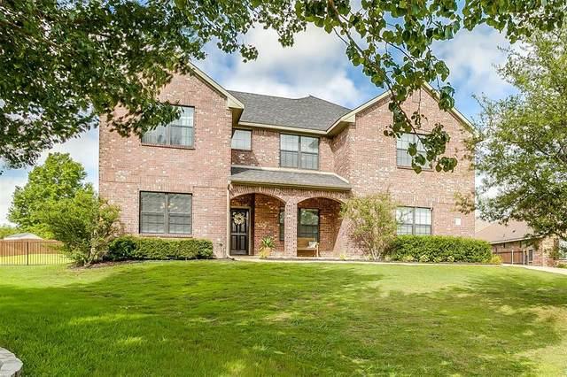 1086 Saint Andrews Drive, Burleson, TX 76028 (MLS #14624185) :: The Krissy Mireles Team