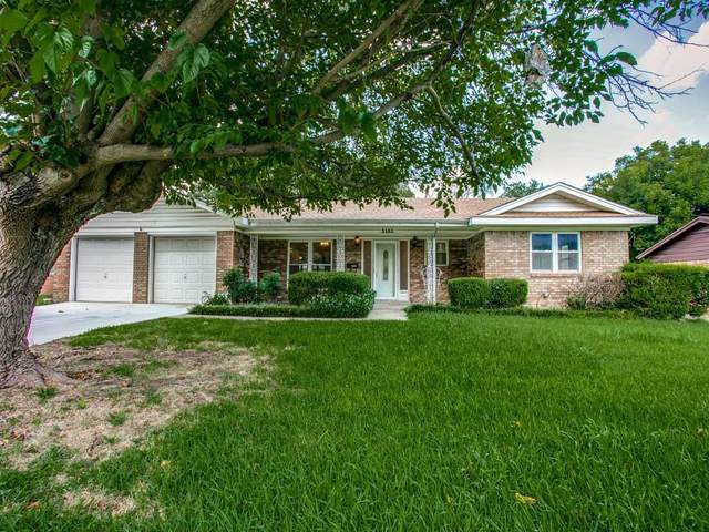 3103 Phoenix Drive, Fort Worth, TX 76116 (MLS #14624191) :: Front Real Estate Co.