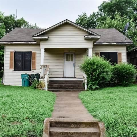 110 S Grand Avenue, Sherman, TX 75090 (MLS #14624194) :: The Daniel Team