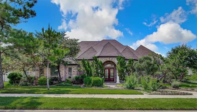 524 Oak Leaf Drive, Kennedale, TX 76060 (MLS #14624231) :: The Daniel Team