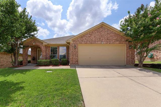8781 Lariat Circle, Fort Worth, TX 76244 (MLS #14624236) :: Maegan Brest | Keller Williams Realty