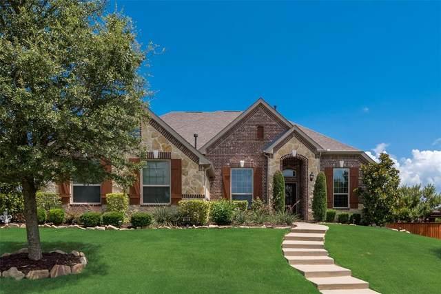 8200 Rock Valley Drive, Rowlett, TX 75089 (MLS #14624245) :: Rafter H Realty