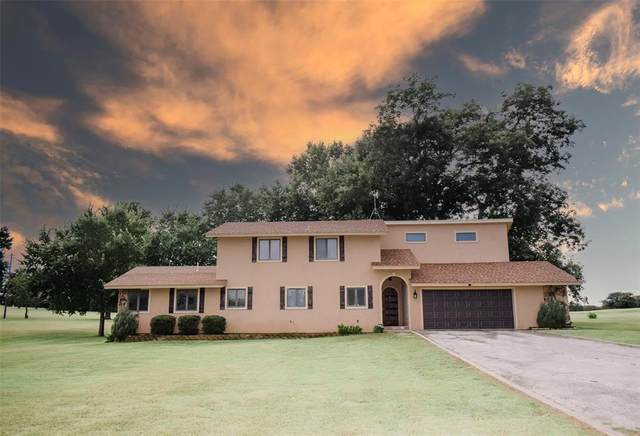 299 Clubview Drive, Bowie, TX 76230 (MLS #14624256) :: Wood Real Estate Group