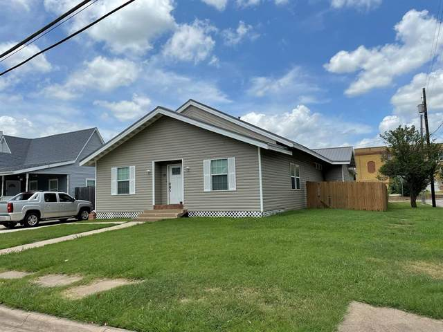 121 E College Street, Sherman, TX 75090 (MLS #14624259) :: All Cities USA Realty