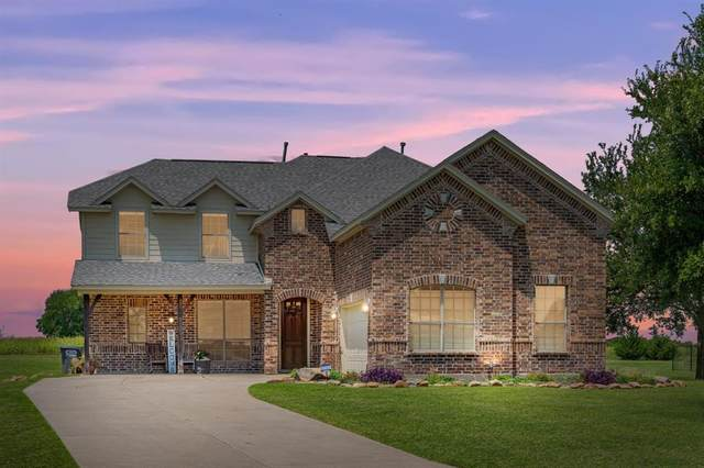 2 Secluded Pond Cove, Princeton, TX 75407 (MLS #14624263) :: Rafter H Realty