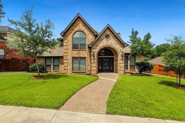 3129 Hurstview Drive, Hurst, TX 76054 (MLS #14624295) :: Wood Real Estate Group