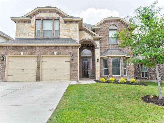 9649 Salvia Drive, Fort Worth, TX 76177 (MLS #14624298) :: Real Estate By Design