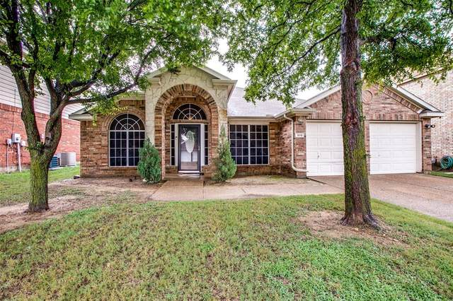 516 Spicewood Drive, Desoto, TX 75115 (MLS #14624319) :: Rafter H Realty
