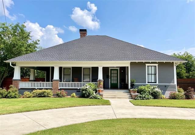 610 Kaufman Street, Waxahachie, TX 75165 (MLS #14624355) :: All Cities USA Realty