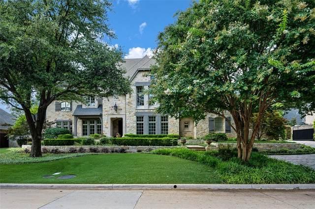 66 Braewood Place, Dallas, TX 75248 (MLS #14624359) :: Frankie Arthur Real Estate