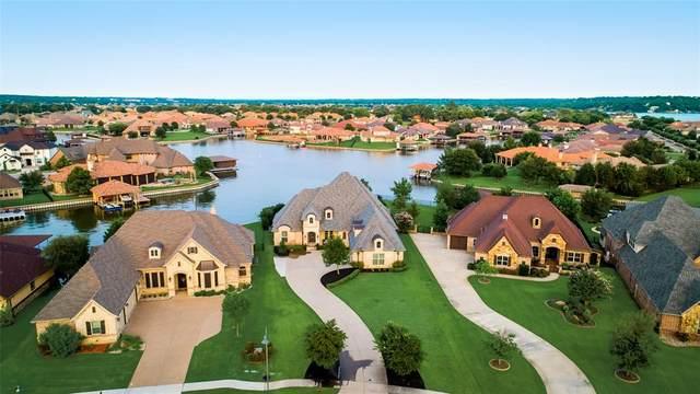 1016 Sunset Bay Court, Granbury, TX 76048 (MLS #14624360) :: Real Estate By Design