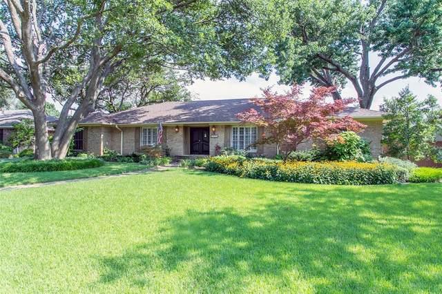 7624 Meadowhaven, Dallas, TX 75254 (MLS #14624375) :: Rafter H Realty