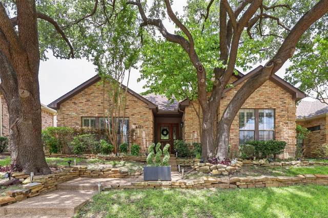 6023 Highcourt Place, Dallas, TX 75254 (MLS #14624384) :: Rafter H Realty