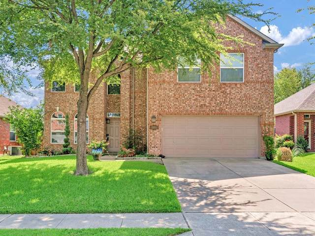 2401 Pharr Drive, Mckinney, TX 75072 (MLS #14624397) :: Rafter H Realty