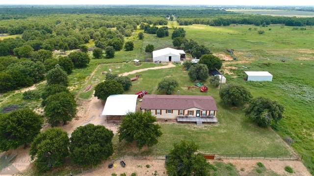 9043 County Road 358, Anson, TX 79501 (MLS #14624404) :: The Chad Smith Team