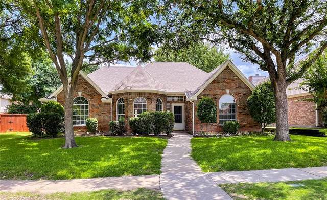 8712 Digby Drive, Plano, TX 75025 (MLS #14624412) :: Rafter H Realty