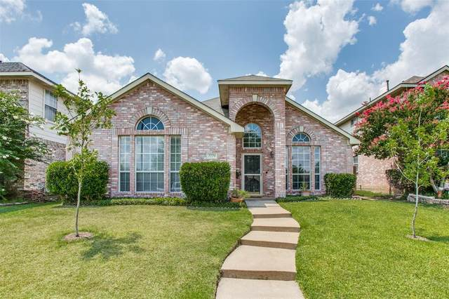 7779 Navajo Court, Fort Worth, TX 76137 (MLS #14624414) :: Wood Real Estate Group