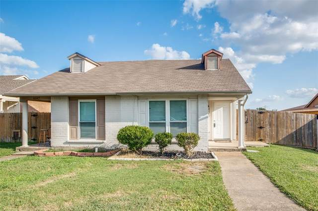 6045 Dooley Drive, The Colony, TX 75056 (MLS #14624421) :: Real Estate By Design