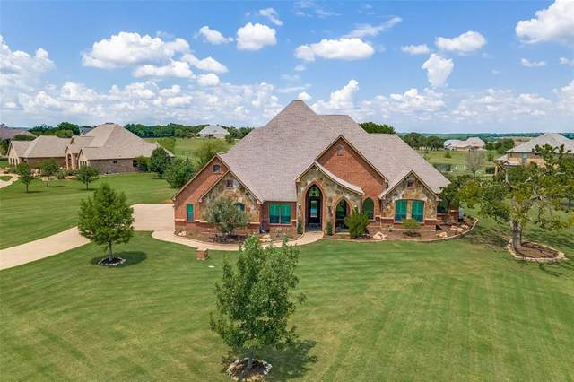 550 Cattlebaron Parc Drive, Fort Worth, TX 76108 (MLS #14624427) :: Real Estate By Design