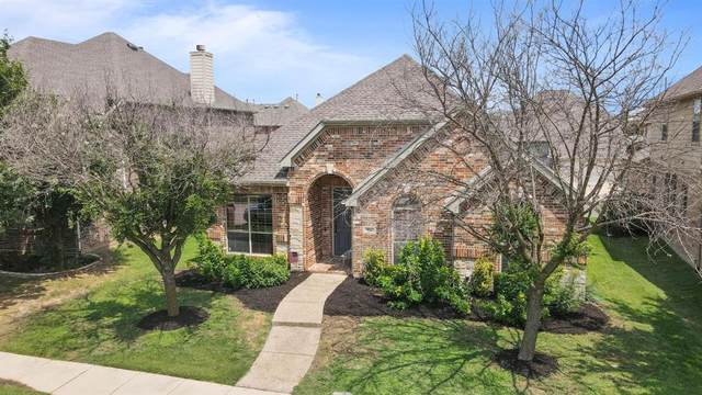 814 Cougar Drive, Allen, TX 75013 (MLS #14624430) :: Rafter H Realty