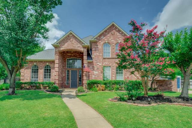 6902 Whippoorwill Court, Colleyville, TX 76034 (MLS #14624438) :: Wood Real Estate Group
