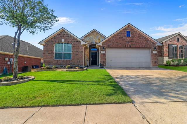 410 Mustang Trail, Celina, TX 75009 (MLS #14624443) :: Rafter H Realty