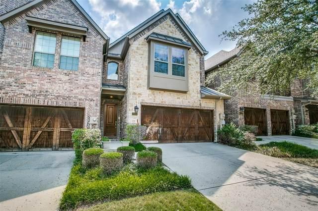 2244 Salado Drive, Lewisville, TX 75067 (MLS #14624445) :: The Mauelshagen Group