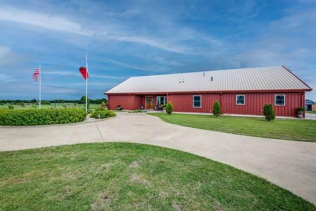 137 Lone Elm Road, Waxahachie, TX 75167 (MLS #14624448) :: Wood Real Estate Group