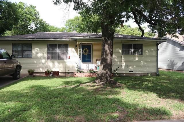 1049 N Isla Street, Stephenville, TX 76401 (MLS #14624457) :: 1st Choice Realty