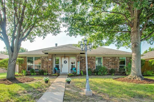 4040 Cavalry Drive, Plano, TX 75023 (MLS #14624479) :: Rafter H Realty