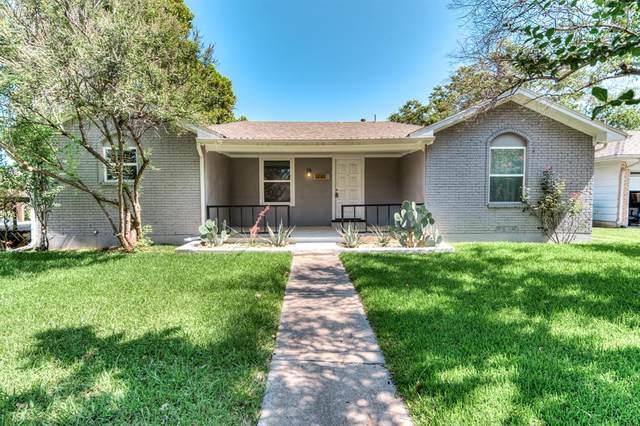 1101 Westmoreland Drive, Mckinney, TX 75069 (MLS #14624489) :: Wood Real Estate Group