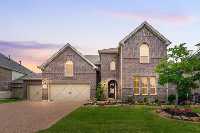 16441 Barton Creek Lane, Frisco, TX 75068 (MLS #14624512) :: Russell Realty Group