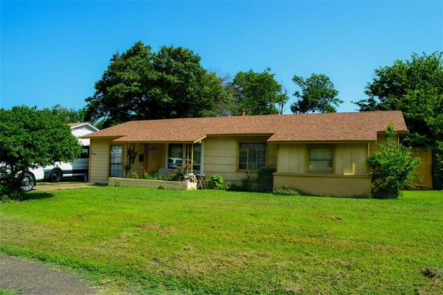 2547 Jonesboro Avenue, Dallas, TX 75228 (MLS #14624513) :: The Mauelshagen Group