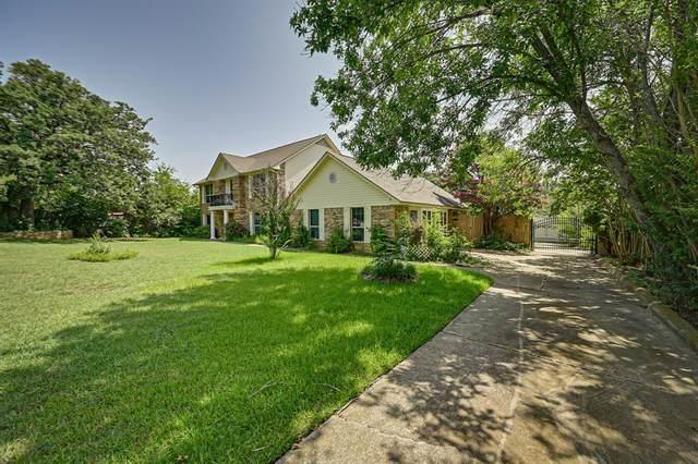 2401 Klinger Road, Arlington, TX 76016 (MLS #14624514) :: Wood Real Estate Group