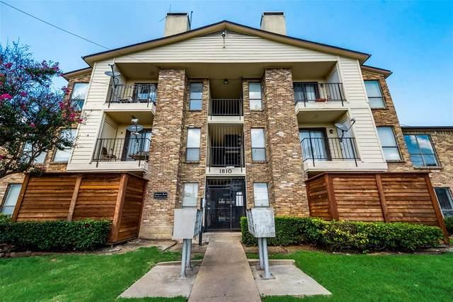 1810 N Garrett Avenue #223, Dallas, TX 75206 (MLS #14624515) :: Robbins Real Estate Group