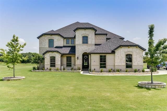 105 Sanders Drive, Waxahachie, TX 75165 (MLS #14624519) :: Rafter H Realty