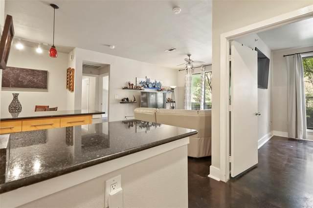 4414 Cedar Springs Road #109, Dallas, TX 75219 (MLS #14624537) :: Real Estate By Design