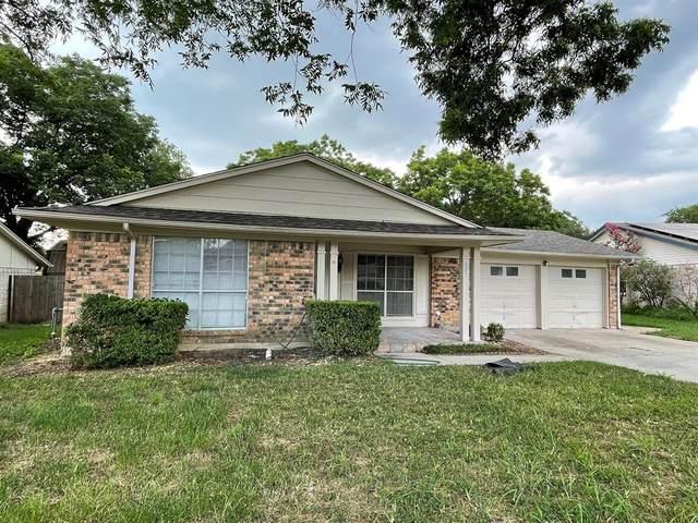 407 Colgate Court, Arlington, TX 76014 (MLS #14624542) :: Real Estate By Design