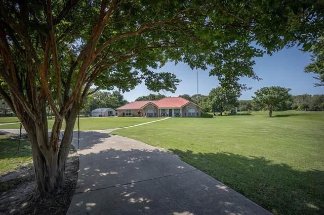 1525 County Road 3504, Quinlan, TX 75474 (MLS #14624550) :: The Krissy Mireles Team