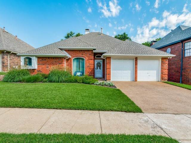 3524 Paint Brush Lane, Bedford, TX 76021 (MLS #14624577) :: Front Real Estate Co.