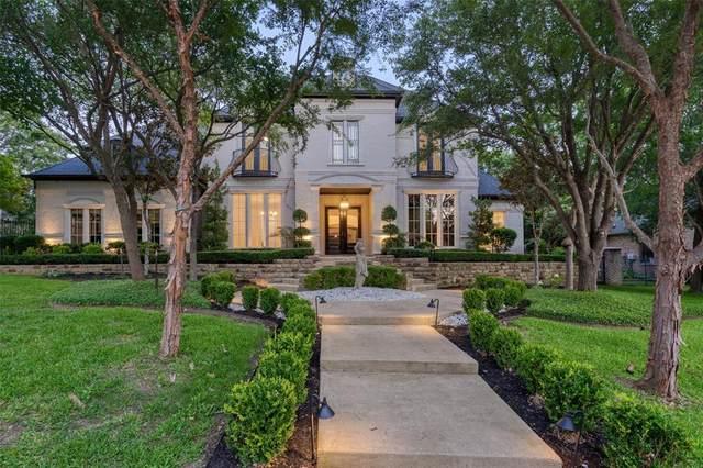 529 Round Hollow Lane, Southlake, TX 76092 (MLS #14624591) :: Wood Real Estate Group